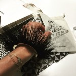 Tnks to isabelmarant for the black feathers cuff and rubystellahellip